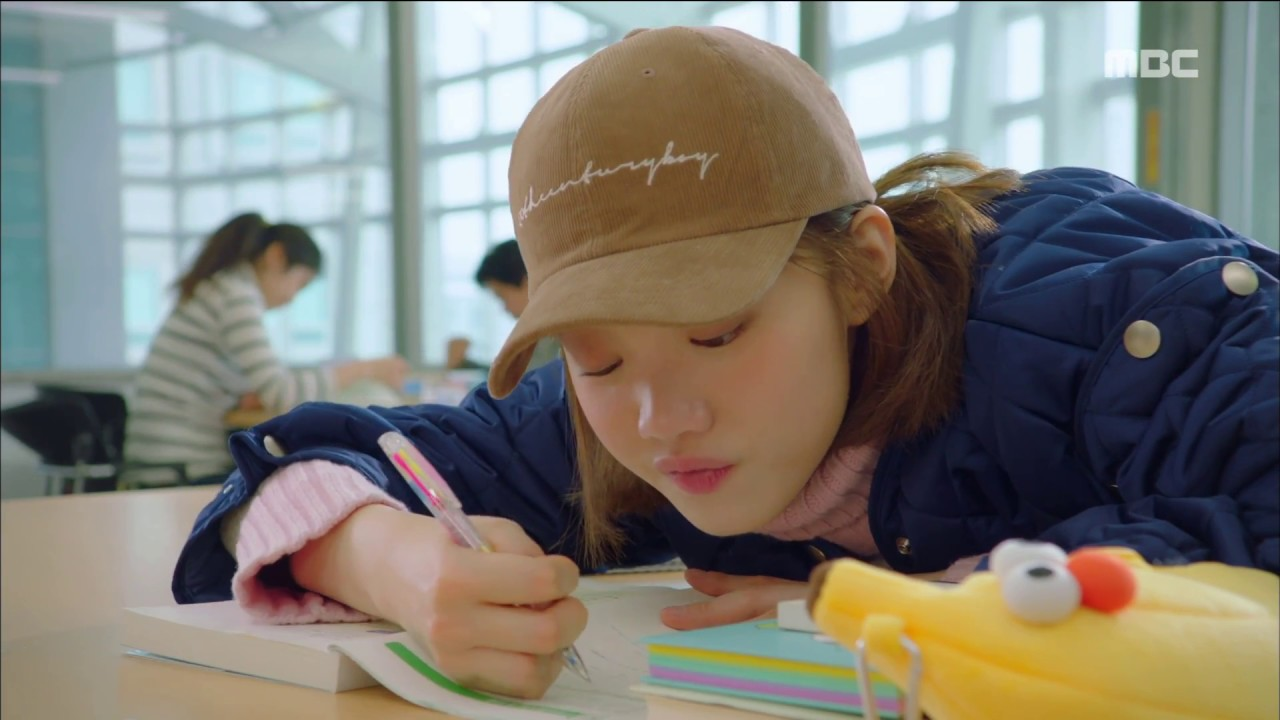 Image result for kim bok joo studying