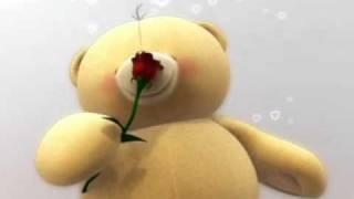 Cute Bear - I LOVE YOU