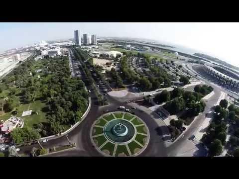 Abu Dhabi & Dubai 2014 (Phantom1 + GoPro3+ & heavy wind)