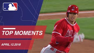 Top 10 Plays of the Day - April 12, 2018