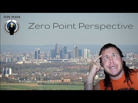 Zero Point Perspective is Used for Landscapes