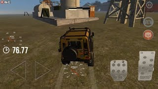 4x4 Offroad Trophy Racing - 4x4 Trucks Car Games - Android Gameplay FHD