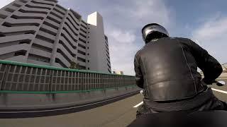【GoPro】リアマウント斜めテスト、ほぼノーカット【GSR400】