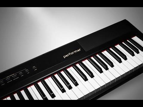 Artesia Performer 88-Key Portable Digital Piano