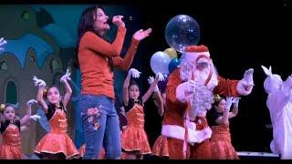 Taline & Santa Im Gndak