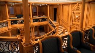Titanic II - Grand Staircase