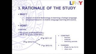 Mobile Language Learning: The LFNY 1:1 iPad Program