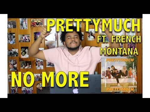 PRETTYMUCH- NO MORE REACTIONREVIEW PRETTYMUCH