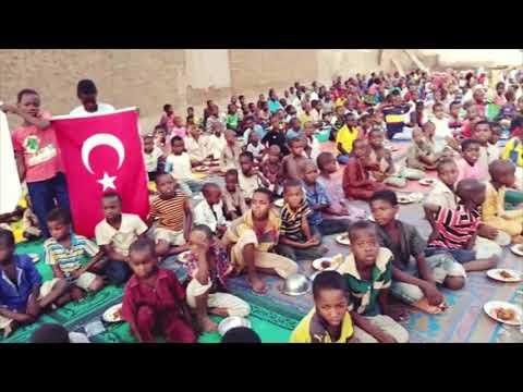 Afrika Kamerun İftar Soframız!