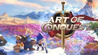 art of Conquest - The Adventure Starts Now!