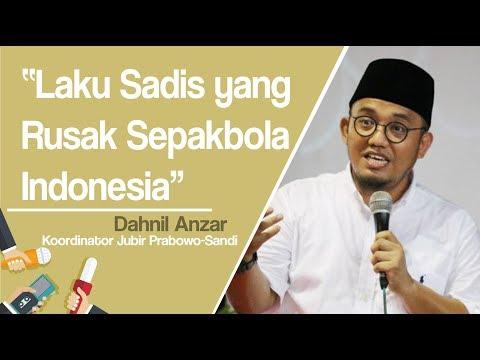 Dahnil Anzar: Pelaku Pengeroyokan Haringga Harus Dihukum Berat, Rusak Keadaban Sepakbola Indonesia