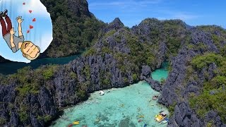 Island Hopping: El Nido Tour A - Philippines Vlog