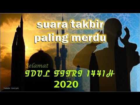 suara-paling-merdu-takbir-idul-fitri-2020-[terbaru]