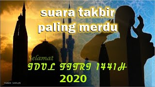Download lagu Suara Paling Merdu Takbir Idul Fitri 2018 MP3