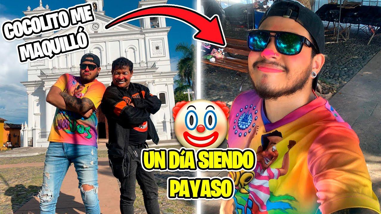 Download COCOLITO me CONVIRTIO en un PAYASO POR UN DÍA 😂🤡