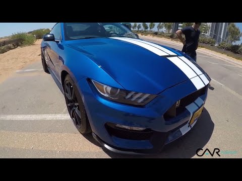 Un Monstre sur Roues: Ford Mustang Shelby GT350 by Car Adviser ! V04
