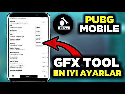 Best GFX Tool Settings For Pubg Mobile Latest Version | Pubg Lag Fix | Max FPS Setting In {Hindi}
