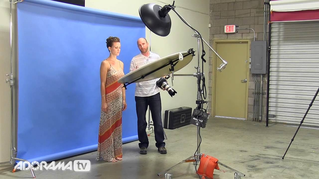 Portable Butterfly Lighting Ep 142 Exploring Photography with Mark Wallace - YouTube & Portable Butterfly Lighting: Ep 142: Exploring Photography with ... azcodes.com