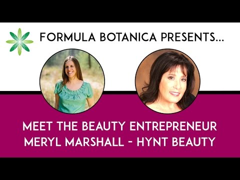 Meet the Beauty Entrepreneur: Meryl Marshall from Hynt Beauty