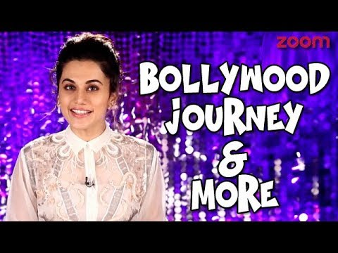 Taapsee Pannu On Her Bollywood Journey, Future Plans & More | Diwali Beats