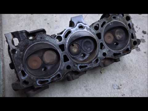 Cylinder Head / Head Gasket instructional Ford 2.9 (2.8/4.0 sohc)