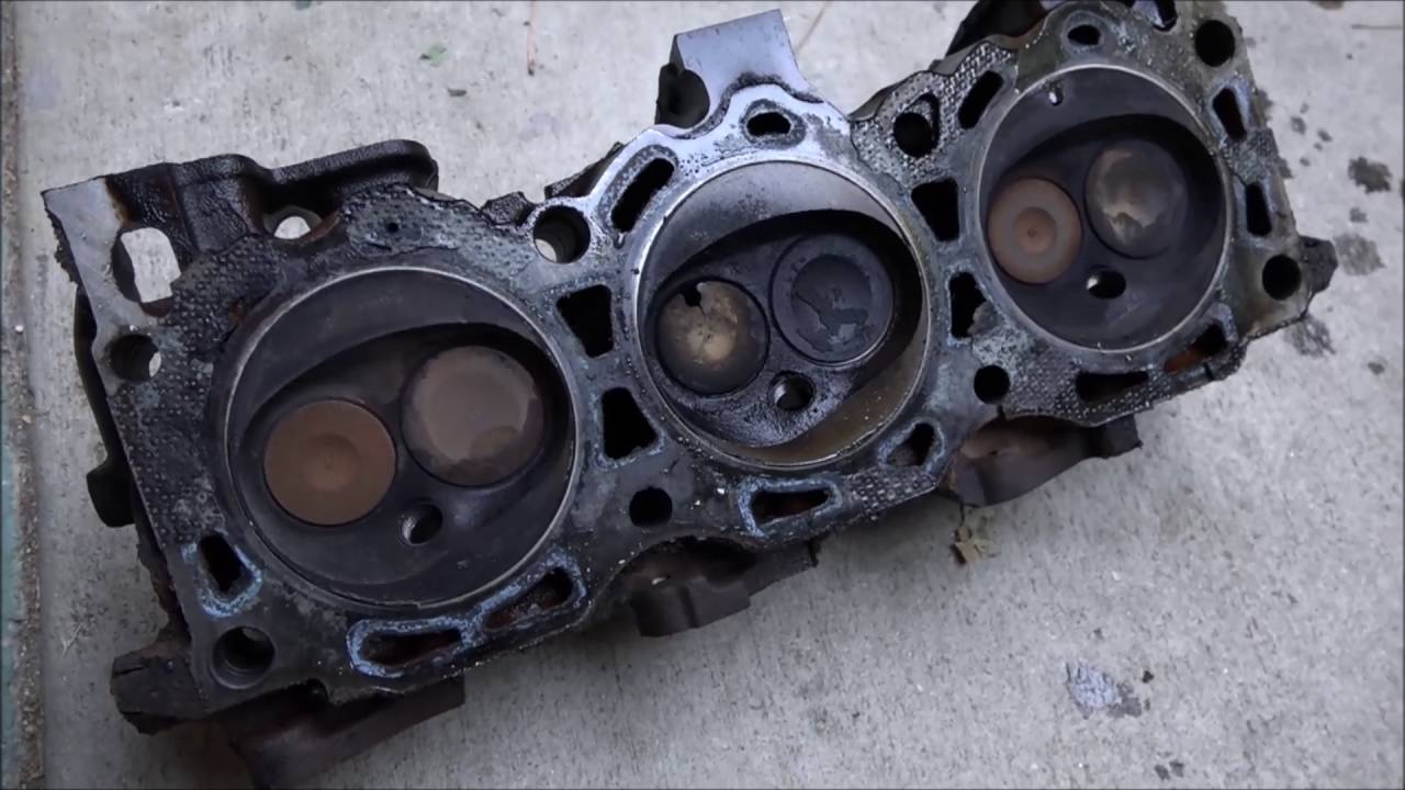 cylinder head head gasket instructional ford 2 9 2 8 4. Black Bedroom Furniture Sets. Home Design Ideas