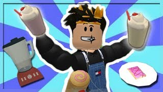 NEW FOOD, FURNITURE AND CEILING FANS IN BLOXBURG UPDATE REVIEW!