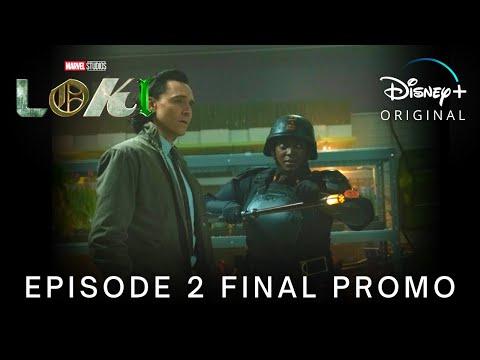 Marvel Studios' LOKI | EPISODE 2 FINAL PROMO TRAILER | Disney+