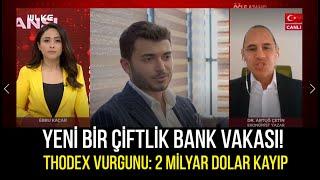 Türkiye'nin konuştuğu Thodex vurgunu! I Öğle Ajansı