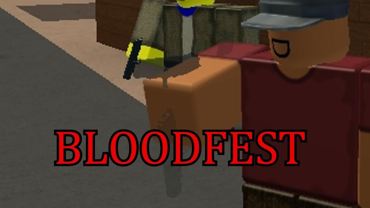Roblox Bloodfest Overhaul Part 1 Thủ Thuật Máy Tính - roblox r2da stalker