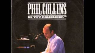 Phil Collins - Do You Remember? [Tokyo (Japan) 1990 live]