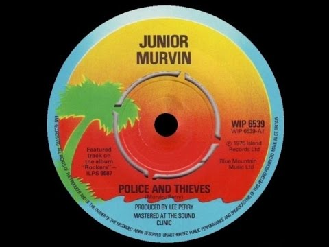 Junior Murvin - Police And Thief at Discogs