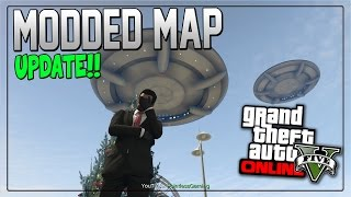 "GTA 5 Online ""Modded Map"" 1.24 mods ""Modded Cars"" & ""Modded Props"" 1.24 Mods ""Modded Map"""
