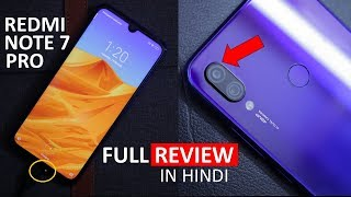 Redmi Note 7 Pro Full Review - ☹️ Worth Buying ??
