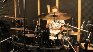 The Script Drum Cover This Is Love