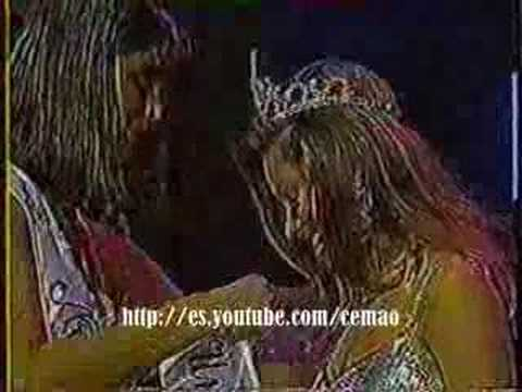 Miss Chile 1992 Youtube