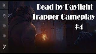 Dead by Daylight | Trapper gameplay СУКИ ЛИВНУЛИ ОТ СТРАХА
