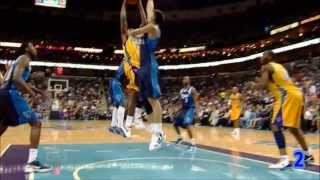 YI JIANLIAN TOP 10 PLAYS OF HIS NBA CAREER