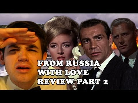 from russia with love summary From russia with love is a 1963 british spy film and the second in the james bond film series produced by eon productions its summary states.