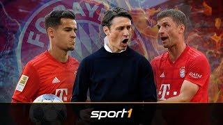 Statt Coutinho? Warum Kovac Müller jetzt aufstellen sollte | SPORT1