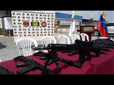 A visit to shadowy Air 21 company accused of arming Venezuelan insurgency