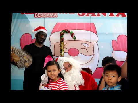 Natal Anak Bella Casa Residence, Depok 2016