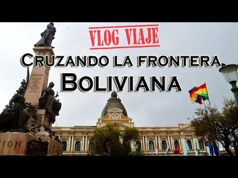 Viaje a ciudad de LA PAZ - Bolivia