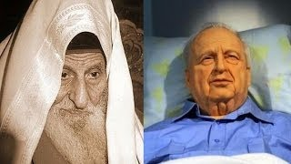 RABBI YITZHAK KADURI CONFIRMS JESUS AS THE MESSIAH & TO RETURN SHORTLY AFTER ARIEL SHARON