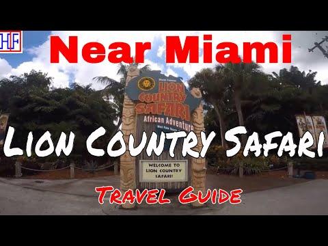 Near Miami | Lion Country Safari | Travel Guide | Episode# 10