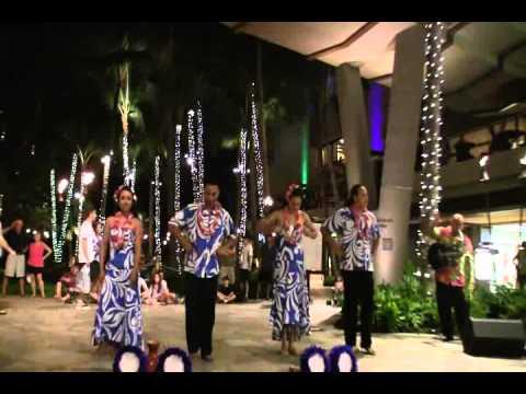 Night Walking at Waikiki