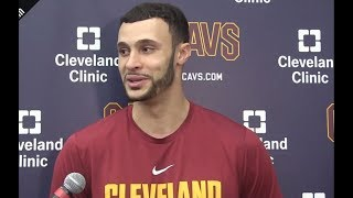 Larry Nance Jr. On His Role To The Team & More | Cavaliers vs Celtics | May 20, 2018
