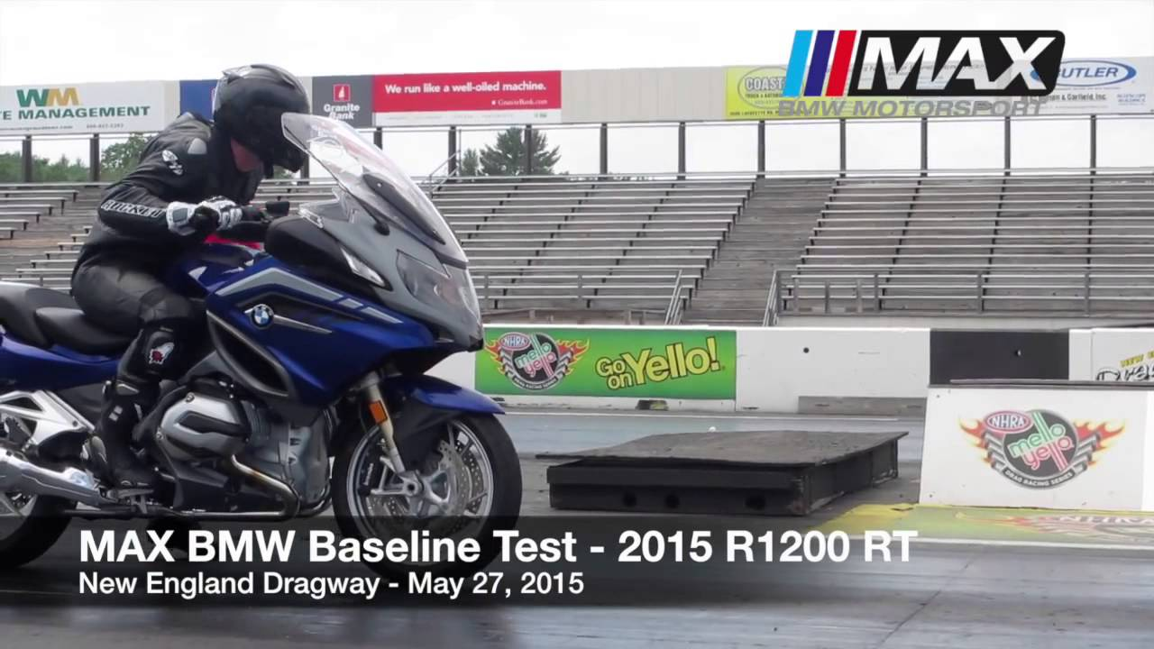2015 bmw r1200 rt - max bmw motorcycles - youtube
