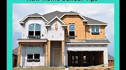 Real Estate How-To:  How to Work With a New Home Builder