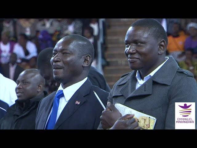 Emmanuel Makandiwa on